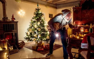 4 Ways to Avoid Holiday Break-Ins